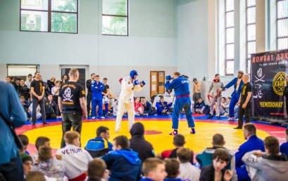 В університеті провели Кубок України з Комбат Дзю-Дзюцу
