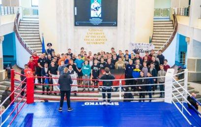 Відбувся турнір зі змішаних єдиноборств ММА «Кубок Ірпеня» присвячений пам'яті воїнів АТО