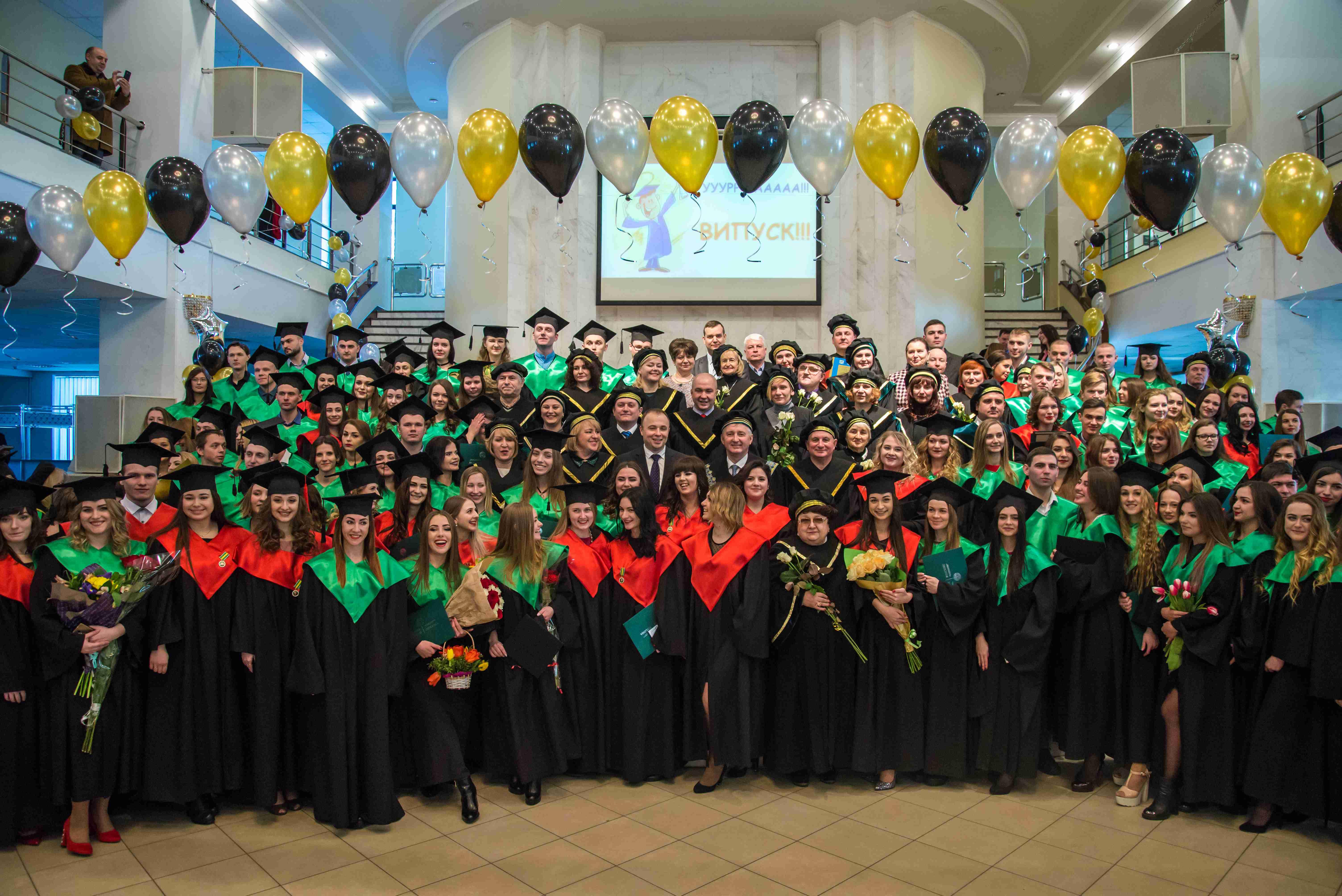 Відбувся випуск магістрів Навчально-наукового інституту обліку, аналізу та аудиту