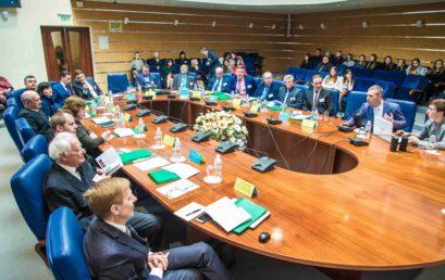В університеті провели конференцію присвячену 100-річчю СІМА
