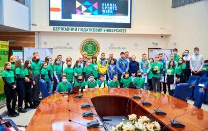 УДФСУ приєднався до проєкту НОК України та відзначив Глобальний тиждень спорту