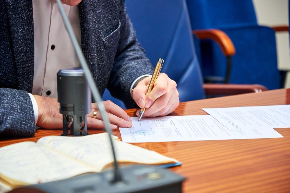 УДФСУ та «Наукові публікації» підписали Меморандум про співпрацю