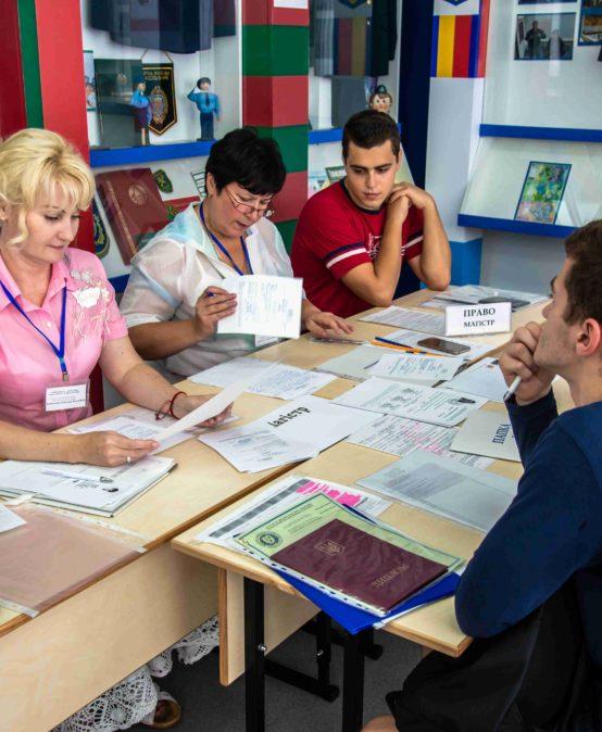 У Національному університеті державної фіскальної служби України триває вступна кампанія