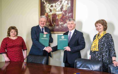 Підписано Угоду про співробітництво між Університетом ДФС України та Спілкою підприємців малих, середніх і приватизованих підприємств України