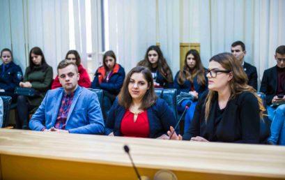 Наукове товариство студентів та курсантів обрало нового очільника