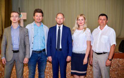 В Університеті відбулася зустріч із директором Департаменту стратегічного розвитку та міжнародного співробітництва ДФСУ Анатолієм Александровим