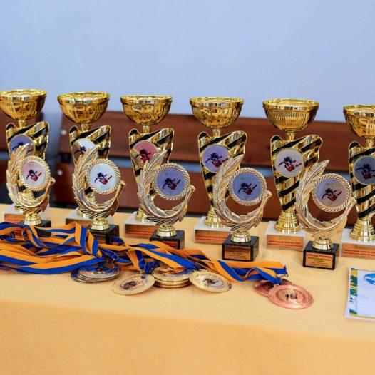 В Університеті пройшов Світовий турнір з боротьби самбо