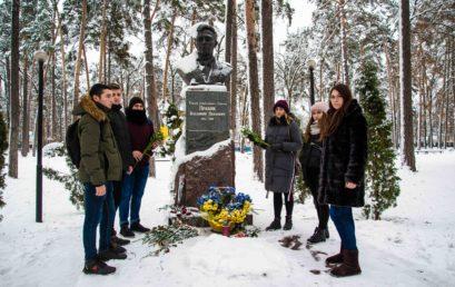 Студенти та працівники університету вшанували пам'ять ліквідаторів аварії на ЧАЕС