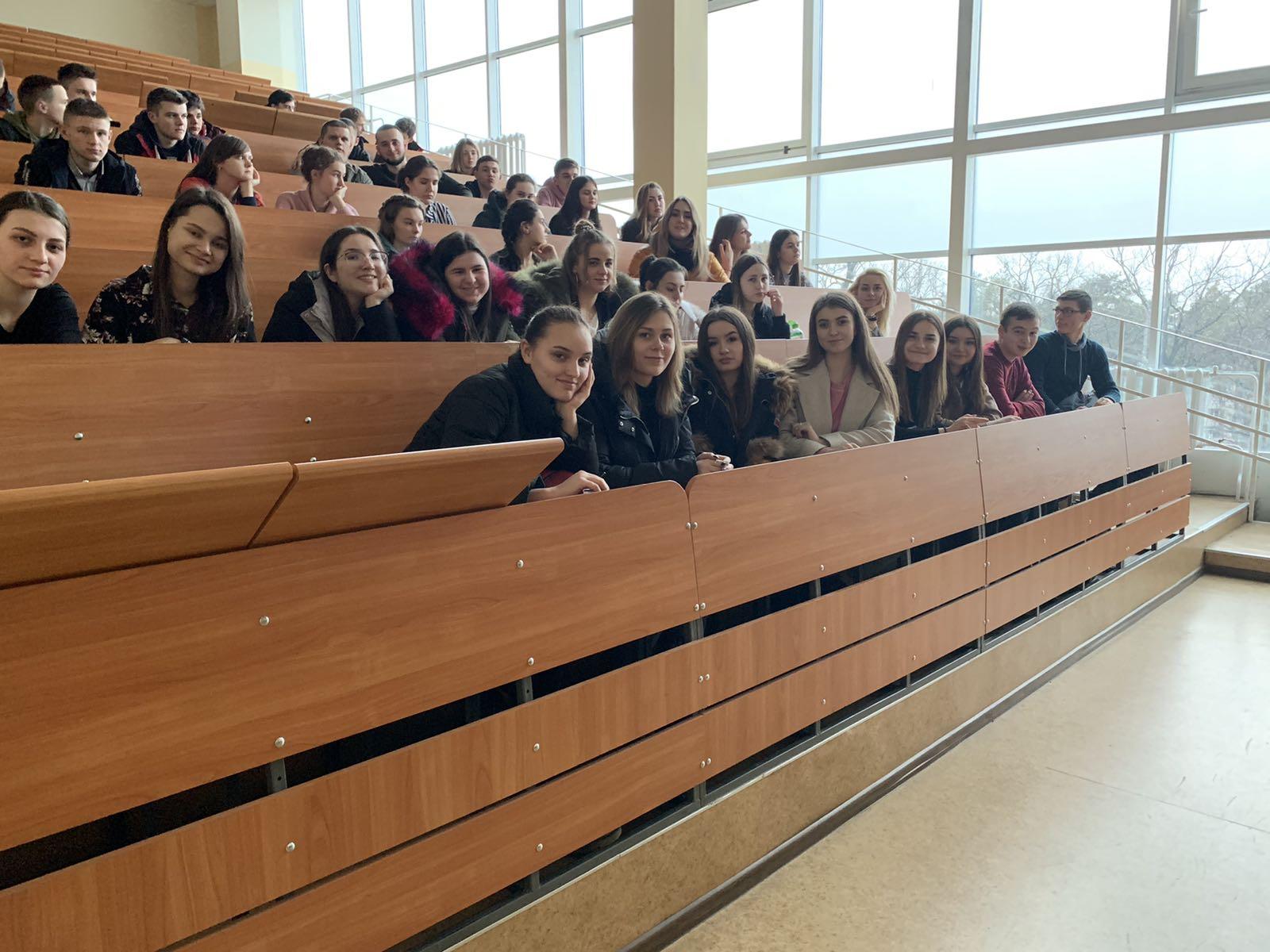 Чергове засідання  на якому зібрались учасники клубу «Менеджер».