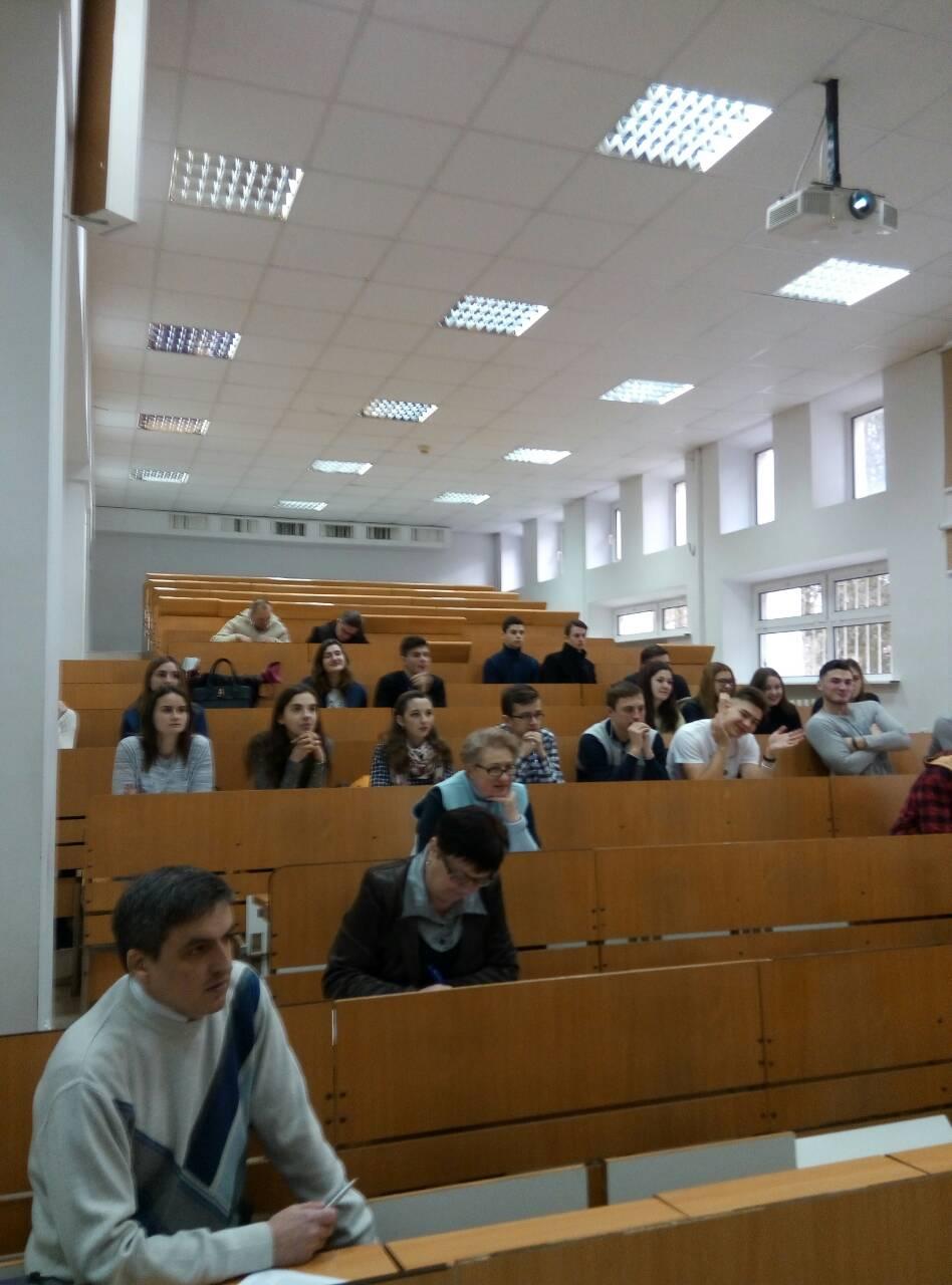 Відкрите лекційне заняття на тему «Генезис козацтва у світлі теорії компаративних фронтирів»