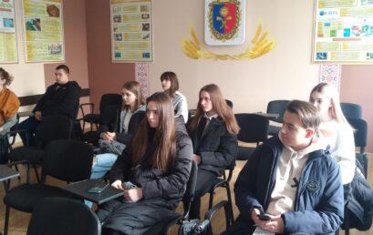 Кафедра психології та соціології ННІ прийняла активну участь у проведенні Дня відкритих дверей УДФСУ