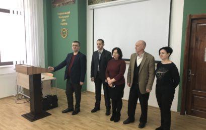"""В університеті провели I етап Всеукраїнської студентської олімпіади зі спеціальності """"Банківська справа"""""""