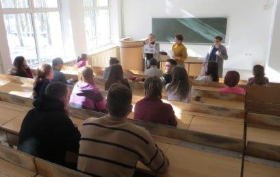 Кафедра філософії та політології провела олімпіаду з Історії України для майбутніх абітурієнтів