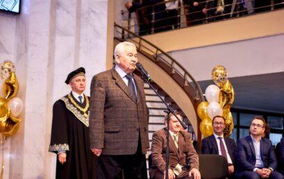 Перший Прем'єр-міністр України Вітольд Фокін став Почесним професором Університету