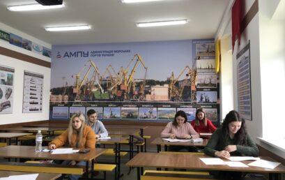 Кафедра економіки підприємства провела І етап Всеукраїнської студентської олімпіади з навчальної дисципліни «Економіка підприємства»