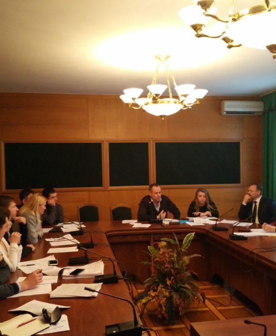 Співробітники НДІ фіскальної політики Університету взяли участь у засіданні Комітету з питань податкової та митної політики Верховної Ради України