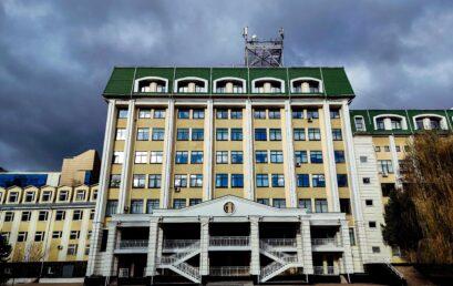 Члени Профспілки УДФСУ виступили проти реорганізації університету