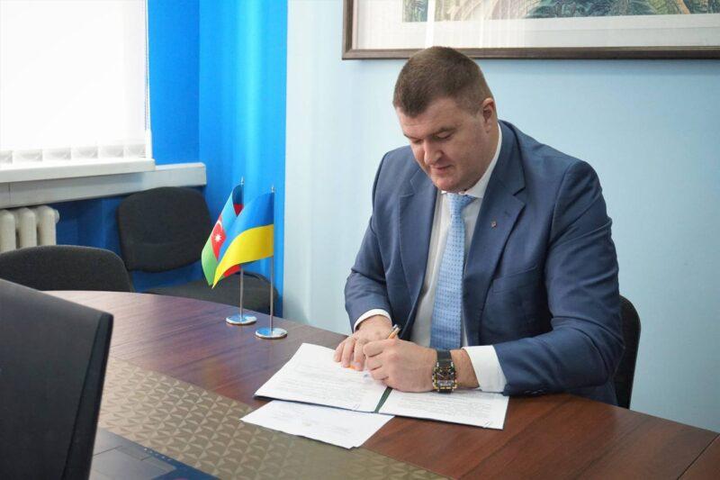 УДФСУ та азербайджанська ГО «Молоді реформатори» розпочали співпрацю