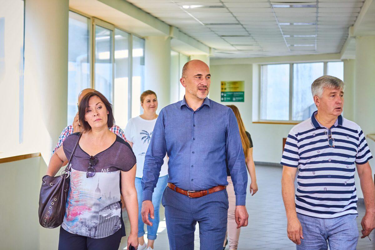 Відбулася робоча зустріч з представниками Головного управління ДПС у Київській області