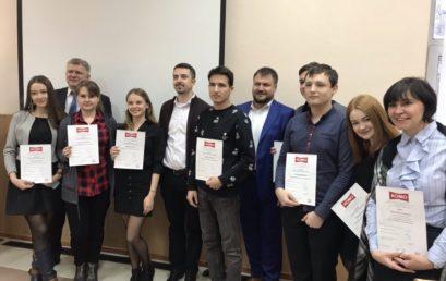 Студенти НУДФСУ вибороли призове місце у престижному конкурсі