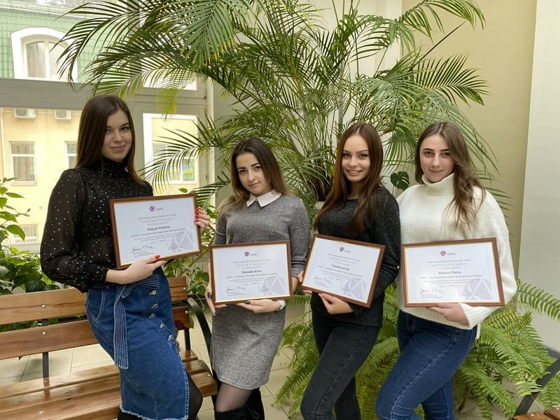 Конкурс від CGMA Emerging Leaders Competition 2020 – Europe