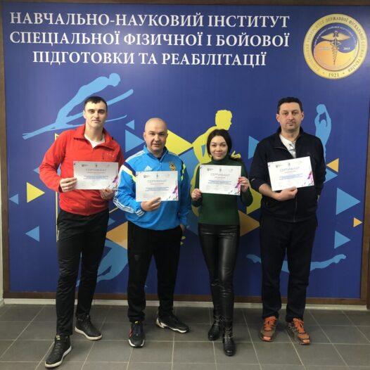 ННІ СФБПР взяв участь у вебінарі щодо багаторічної підготовки спортсменів