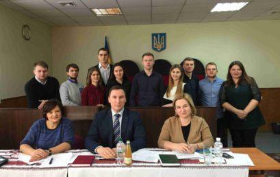 Відбулися захисти дипломних робіт студентів-магістрів денної форми навчання груп ПМГ-16-1 та ПМГ-16-2