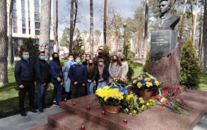 В УДФСУ відзначили 35-ті роковини чорнобильської трагедії та вшанували пам'ять ліквідаторів аварії