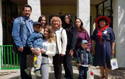 З нагоди Міжнародного дня захисту дітей студентський актив та представники Університету ДФС України відвідали дитячий будинок