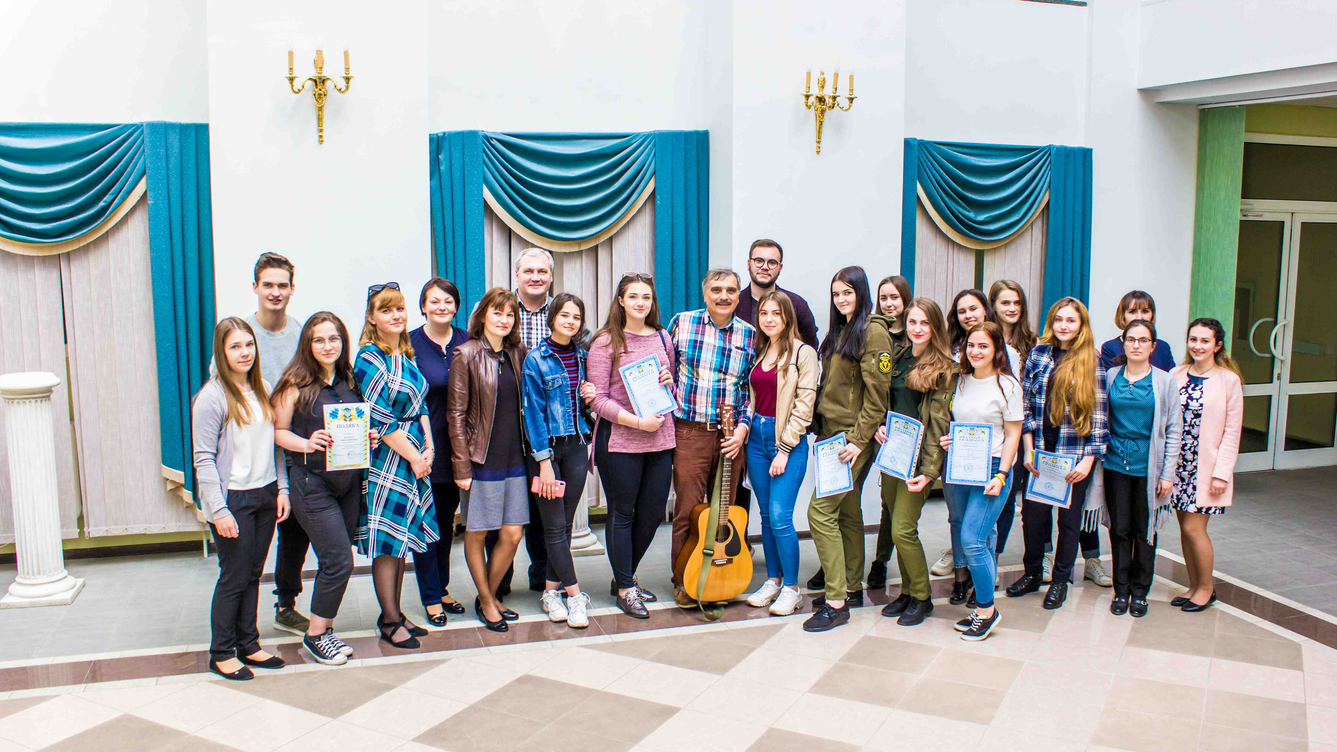 У НУДФСУ відбулася конференція «Актуальні проблеми сучасності в контексті соціально-психологічного знання»