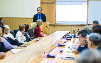 Польський експерт поділився досвідом у сфері місцевого самоврядування