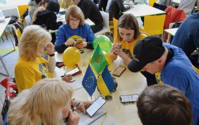 Представники Університету державної фіскальної служби України прийняли участь в інтелектуально-розважальній грі «Europe Quiz Irpin»