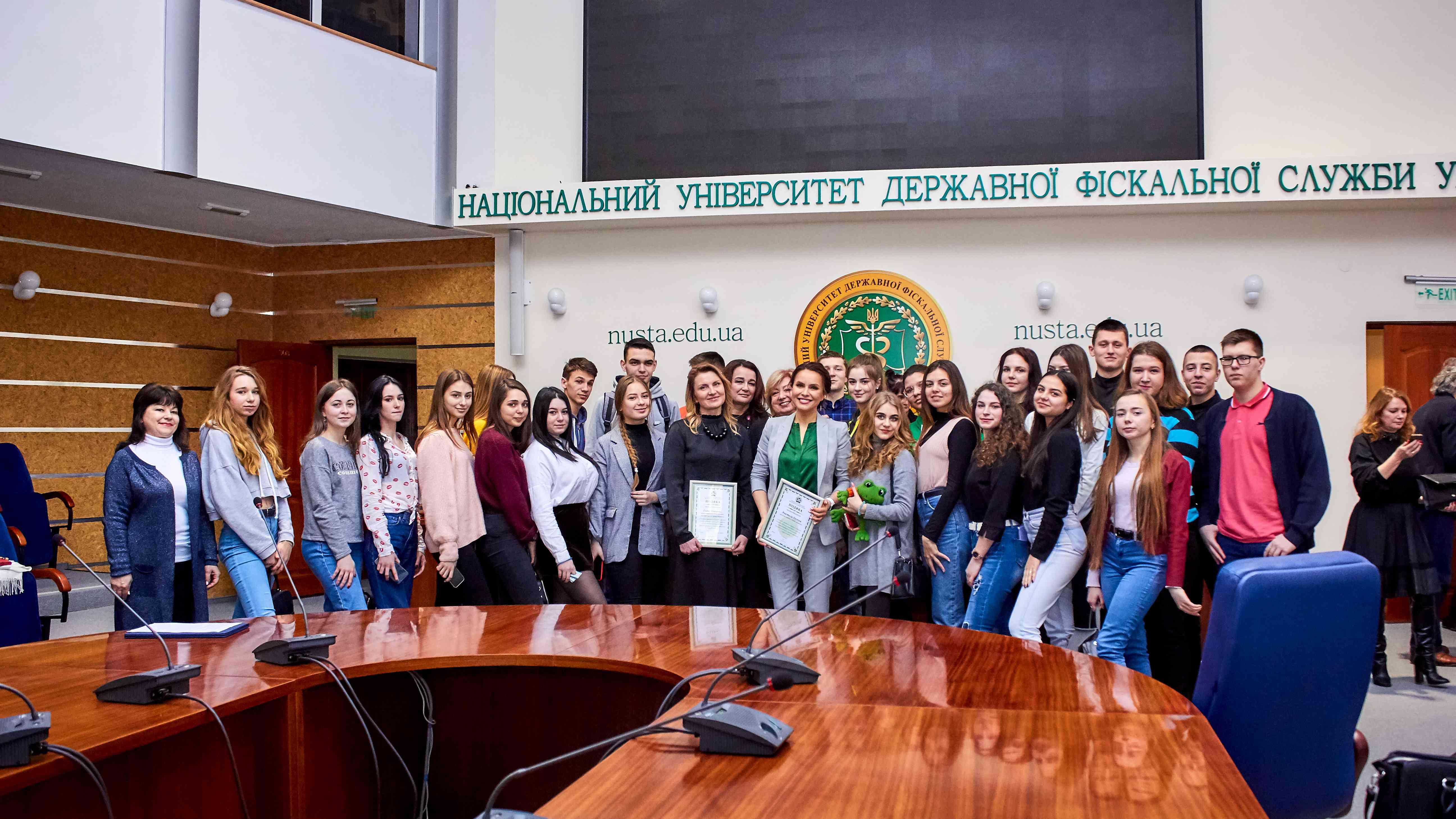 Зустріч з «Inter Media Group»: нові можливості для студентів УДФСУ