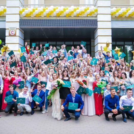 Відбувся випуск бакалаврів ННІ фінансів, банківської справи