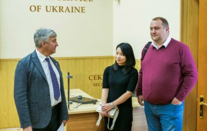 До Університету завітали представники компанії Huawei Ukraine