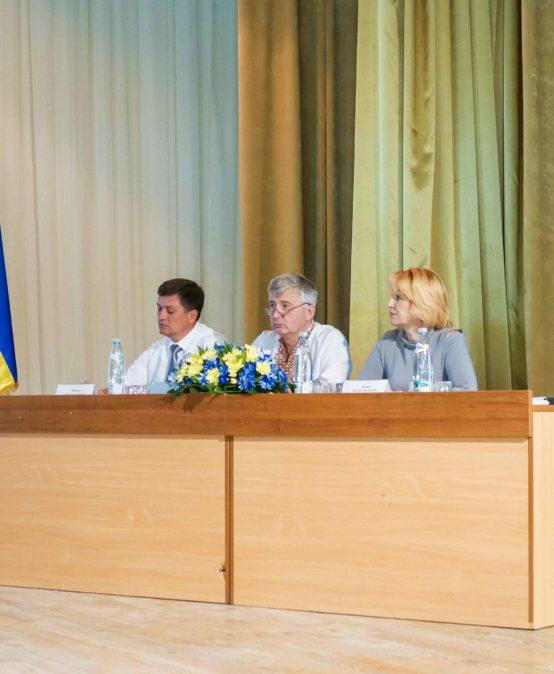 Розширене засідання Вченої ради: підведено підсумки, окреслено нові завдання