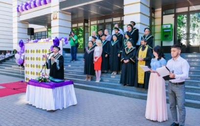 Відбувся випуск бакалаврів Навчально-наукового інституту обліку, аналізу та аудиту