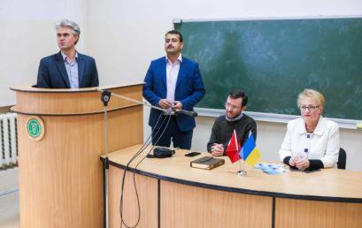 До УДФСУ завітали теологи з Німеччини та Туреччини