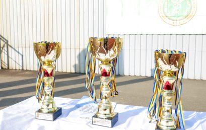 В УДФСУ розіграли Кубок з футболу