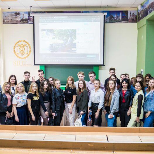 В УДФСУ відбулася зустріч із журналісткою «Радіо Свобода» Тетяною Якубович