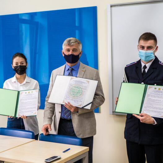 В Університеті відбулося урочисте підписання Декларації про дотримання  академічної доброчесності