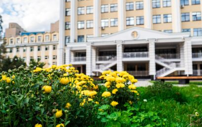 В Університеті новий рекорд відвідування порталу дистанційної освіти
