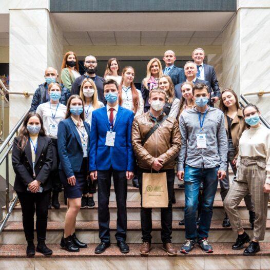 В УДФСУ відбувся Всеукраїнський турнір по консультуванню з фінансових питань та Фінал конкурсу «UP»