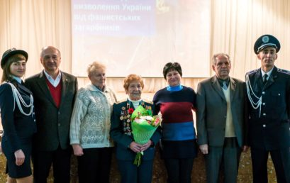 В Університеті відзначили 75-ту річницю з Дня визволення України від німецько-фашистських загарбників