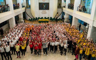 В університеті відбувся «Студентський Майданс»
