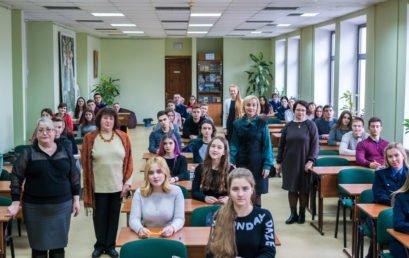 Відбувся І етап Всеукраїнської студентської олімпіади з англійської та німецької мов