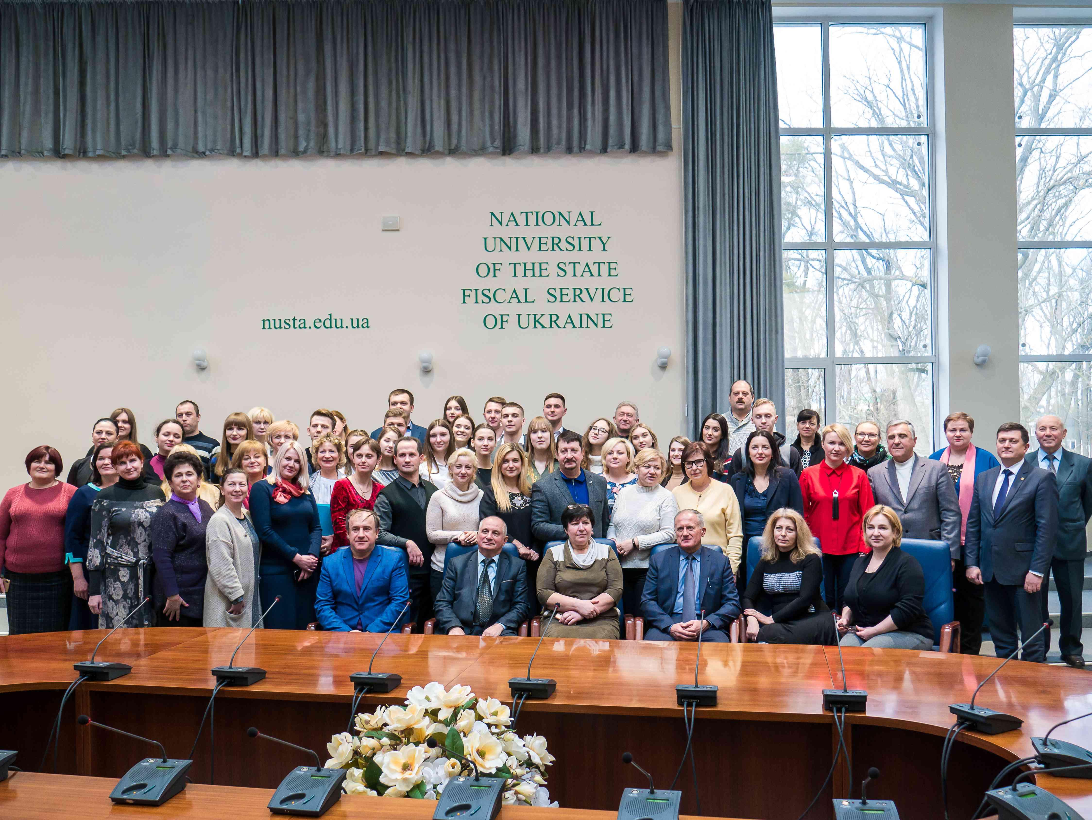 Відбулася Конференція трудового колективу ННІ права