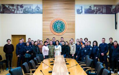 Герої не вмирають: в УДФСУ вшанували пам'ять Героїв Небесної Сотні