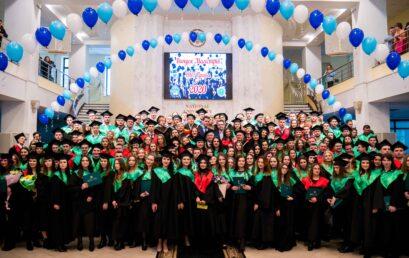 Відбулася церемонія випуску магістрів Навчально-наукового інституту права