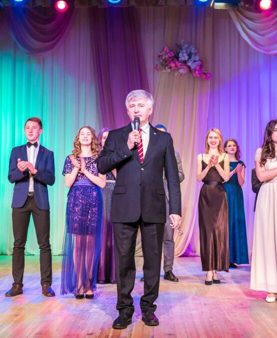 Святковим концертом привітали жіночий колектив УДФСУ